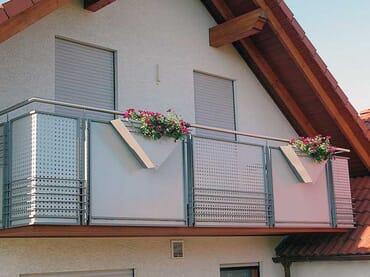 Rund ums Haus Balkon und Terrasse