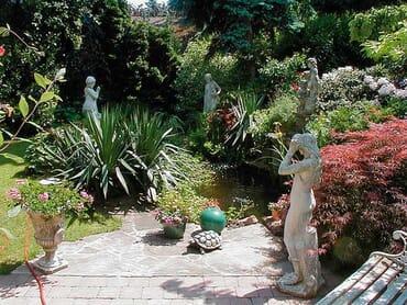 Rund ums Haus Garten